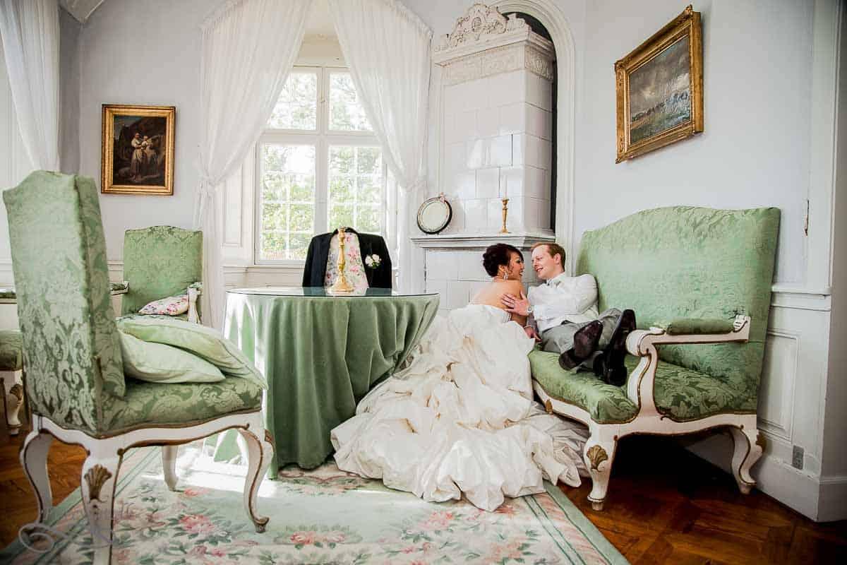 Billeder af bryllupper