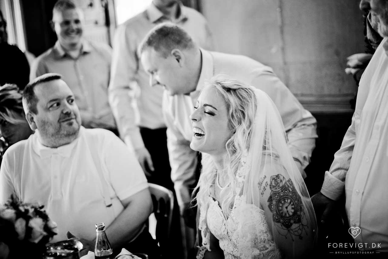 toastmaster til brylluppet