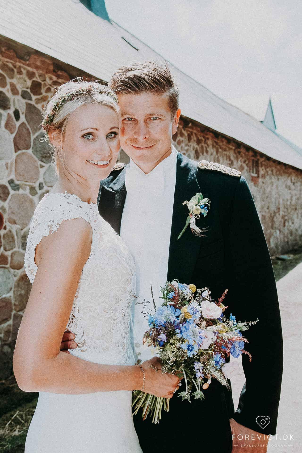 Brøndum Kirke bryllup