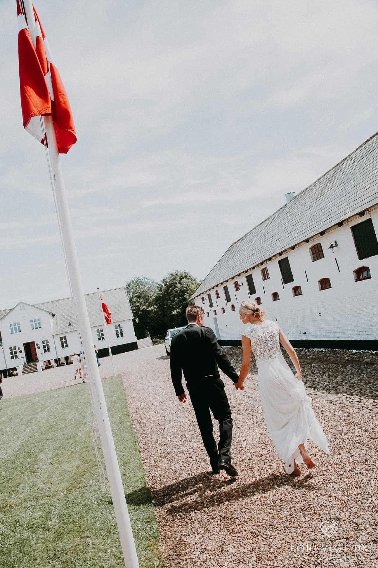 Brylluppet er livets fest.