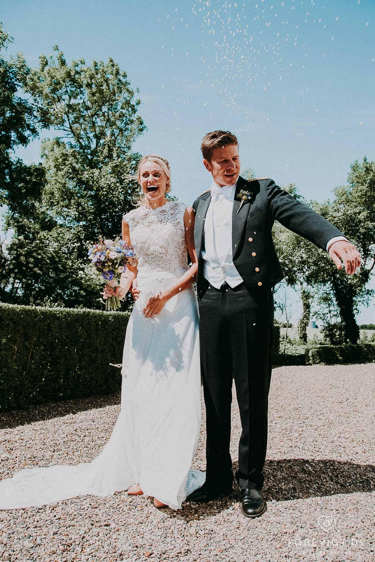 Flere billeder af bryllup thisted