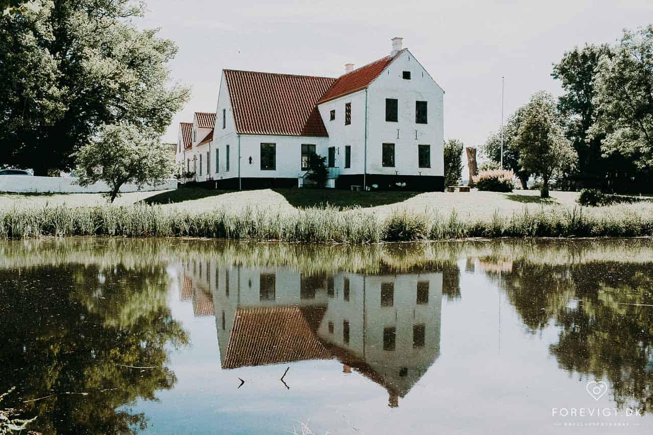 billeder ved Knivholt hovedgaard