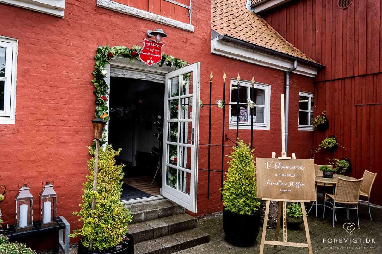 Nogen gode forslag til steder i Jylland til bryllup