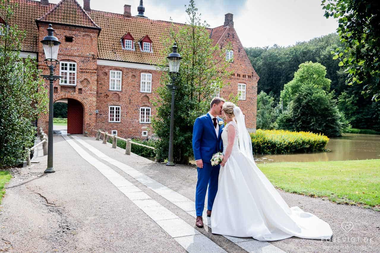 Bryllup ved Tirsbæk? - Bryllupsforberedelser