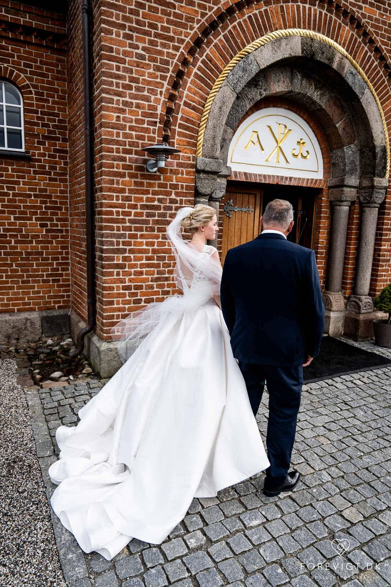 Lokaler til bryllup - Med/uden overnatning nær Horsens
