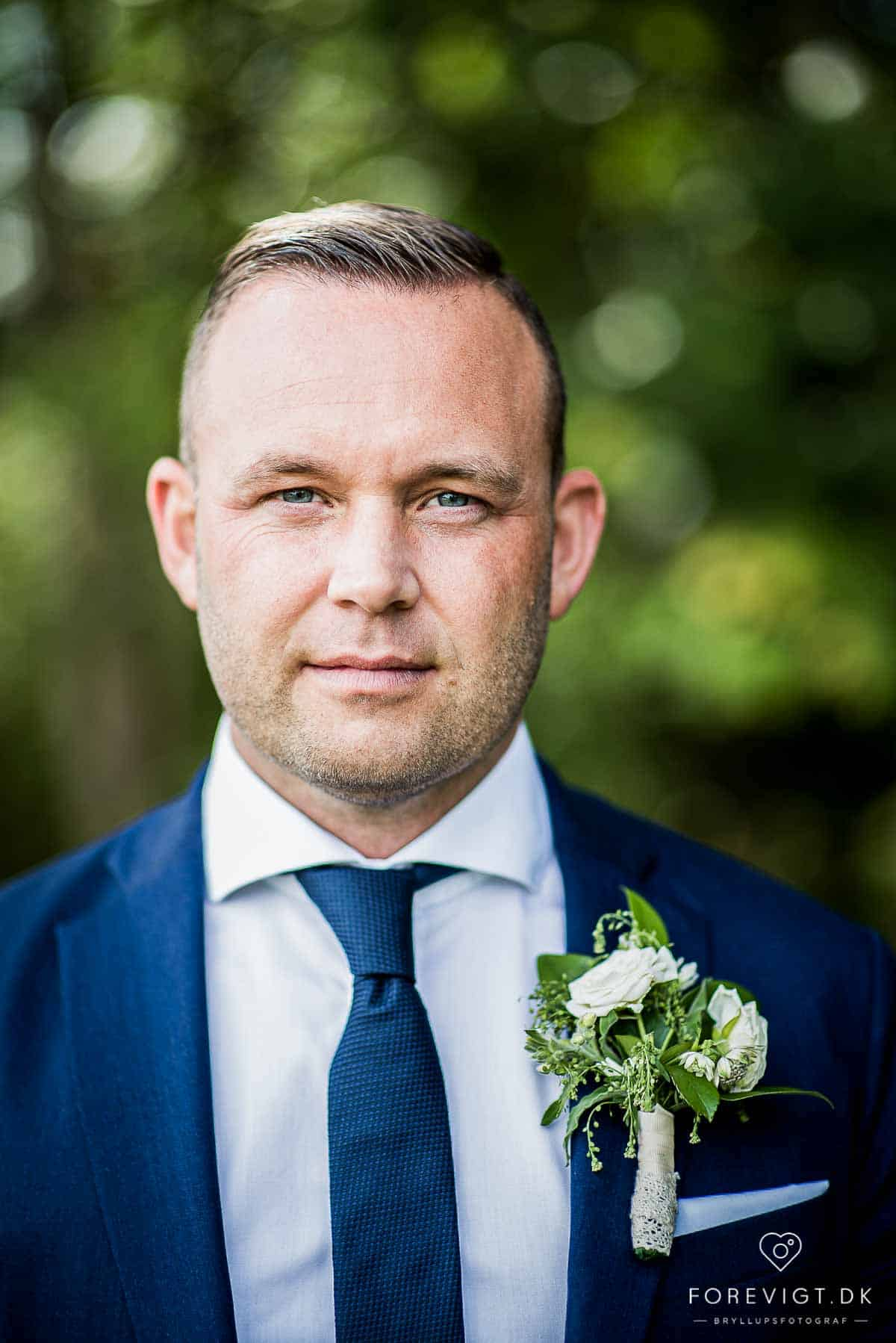 Bryllups fotografering Roskilde & Sjælland