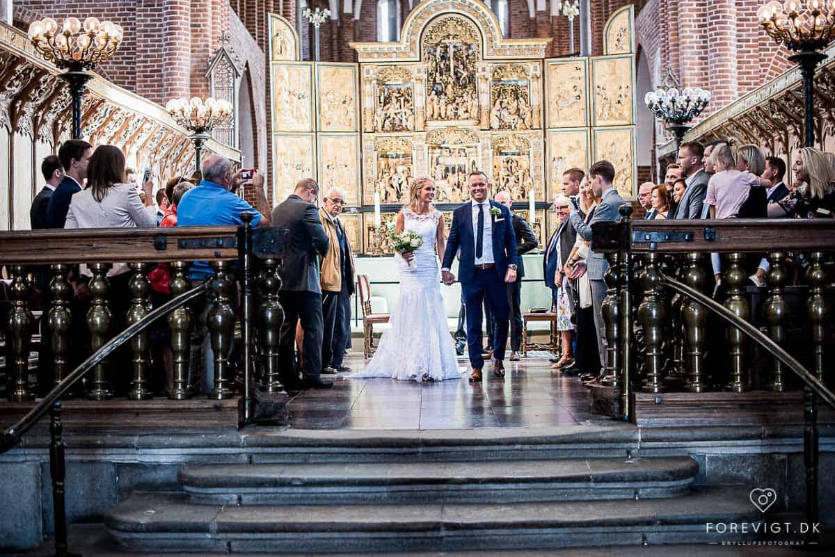 smukke og unikke bryllupsbilleder