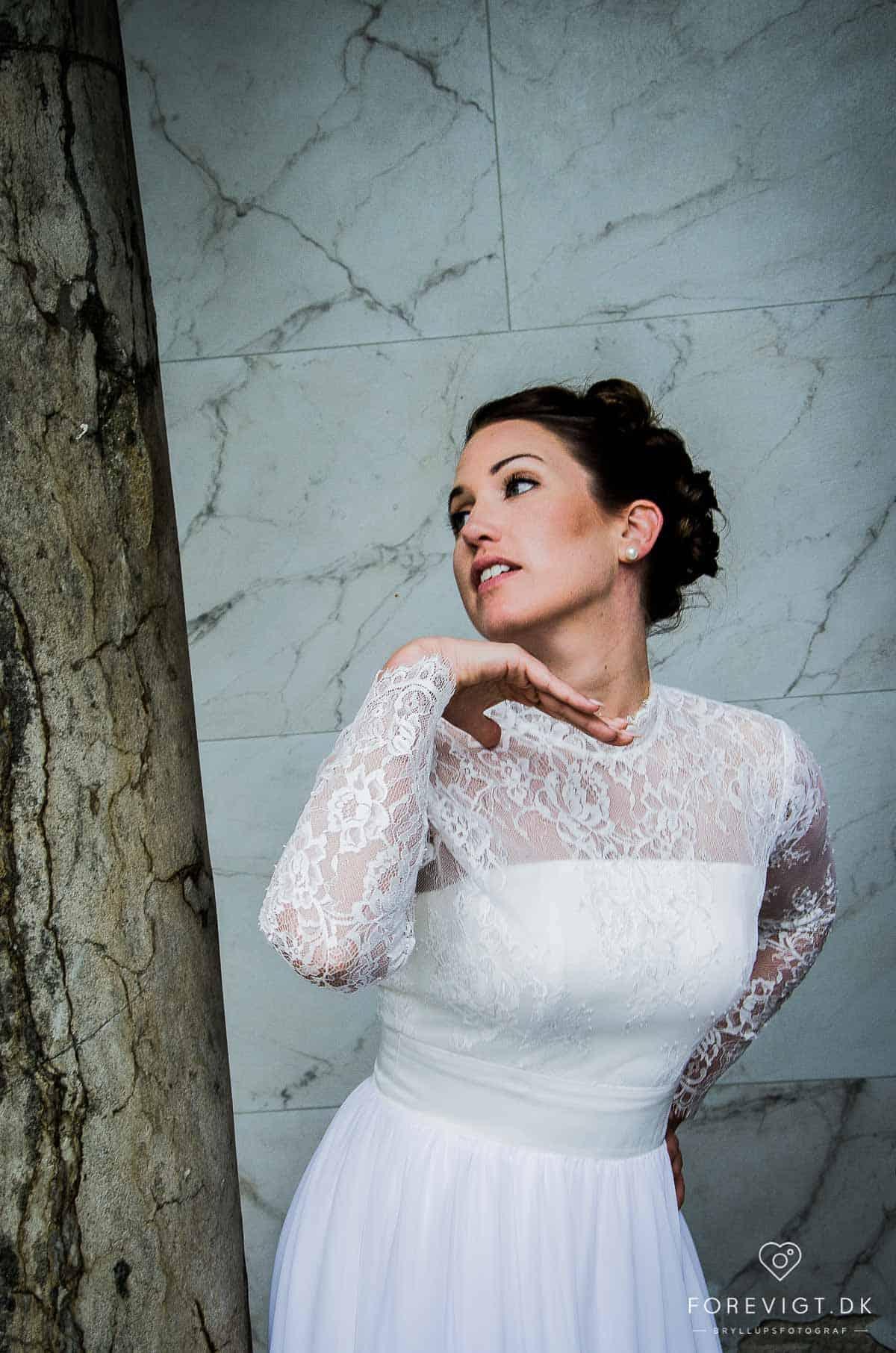 Flere billeder af bryllup frederiksberg have