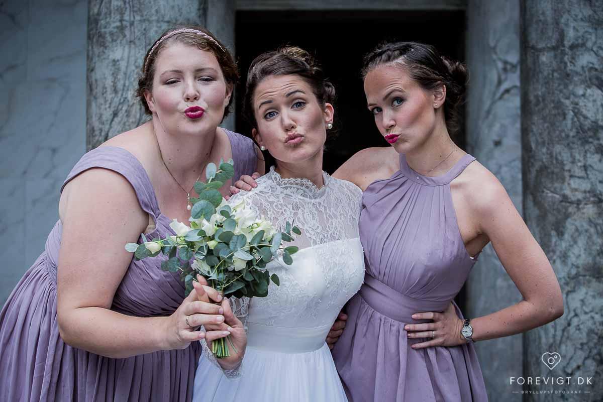 Billeder af bryllup frederiksberg have
