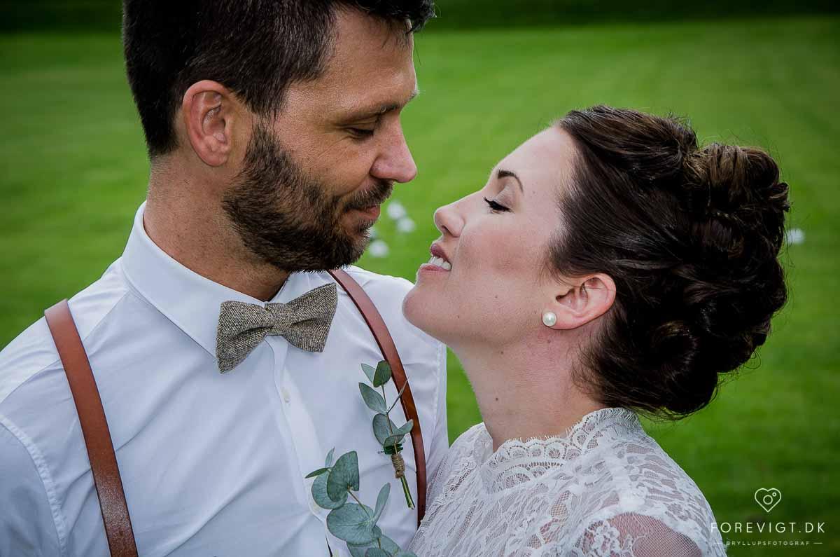 Bryllup på Frederiksberg - Bryllupsforberedelser