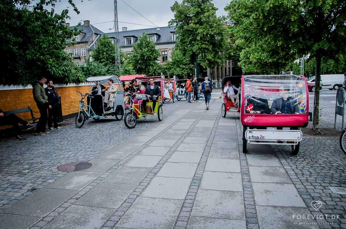 Selskabslokaler, fest-lokaler med servering på Frederiksberg
