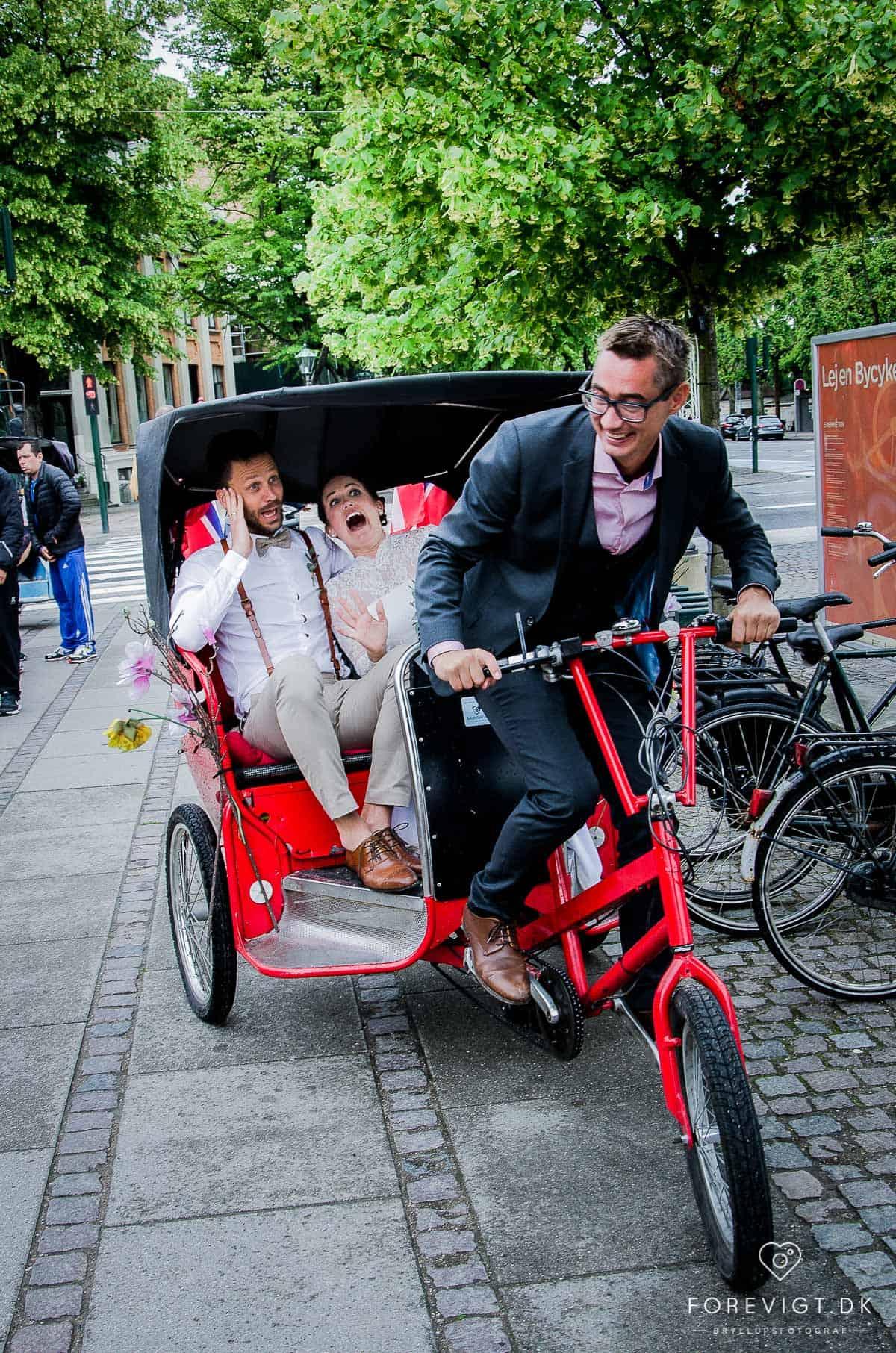 Vielse på Københavns rådhus og fest på Nimb - Bryllupsfotograf
