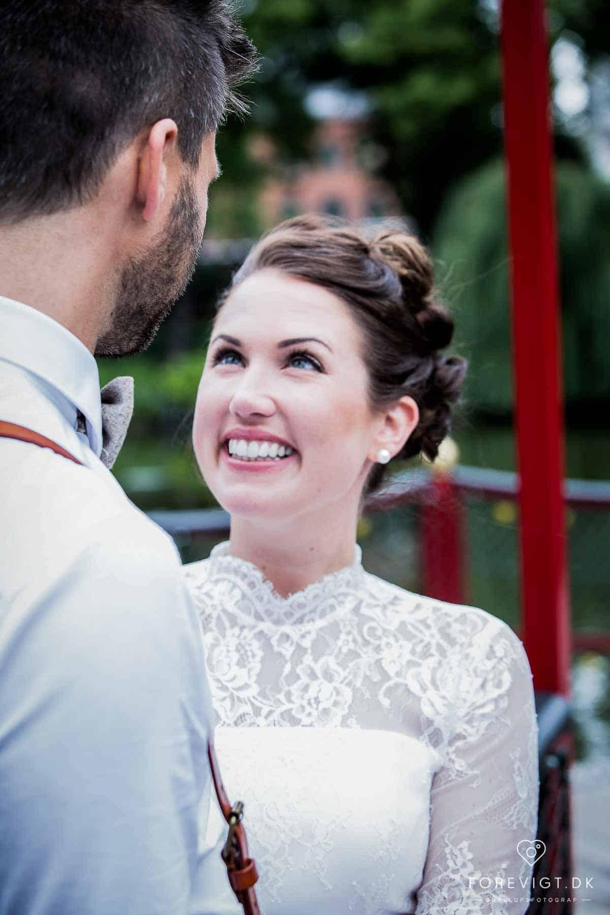 Hold jeres bryllup i Tivoli og få en uforglemmelig dag i eventyrlige omgivelser