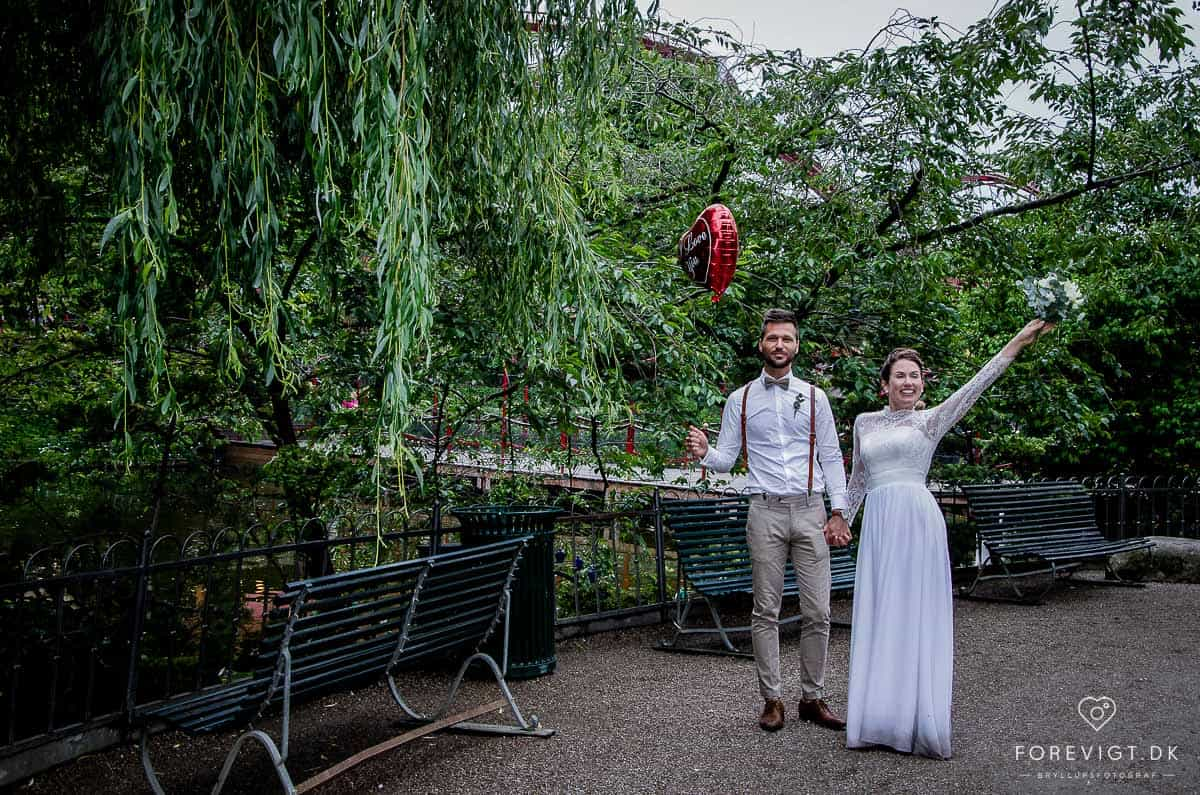 bryllup tivoli