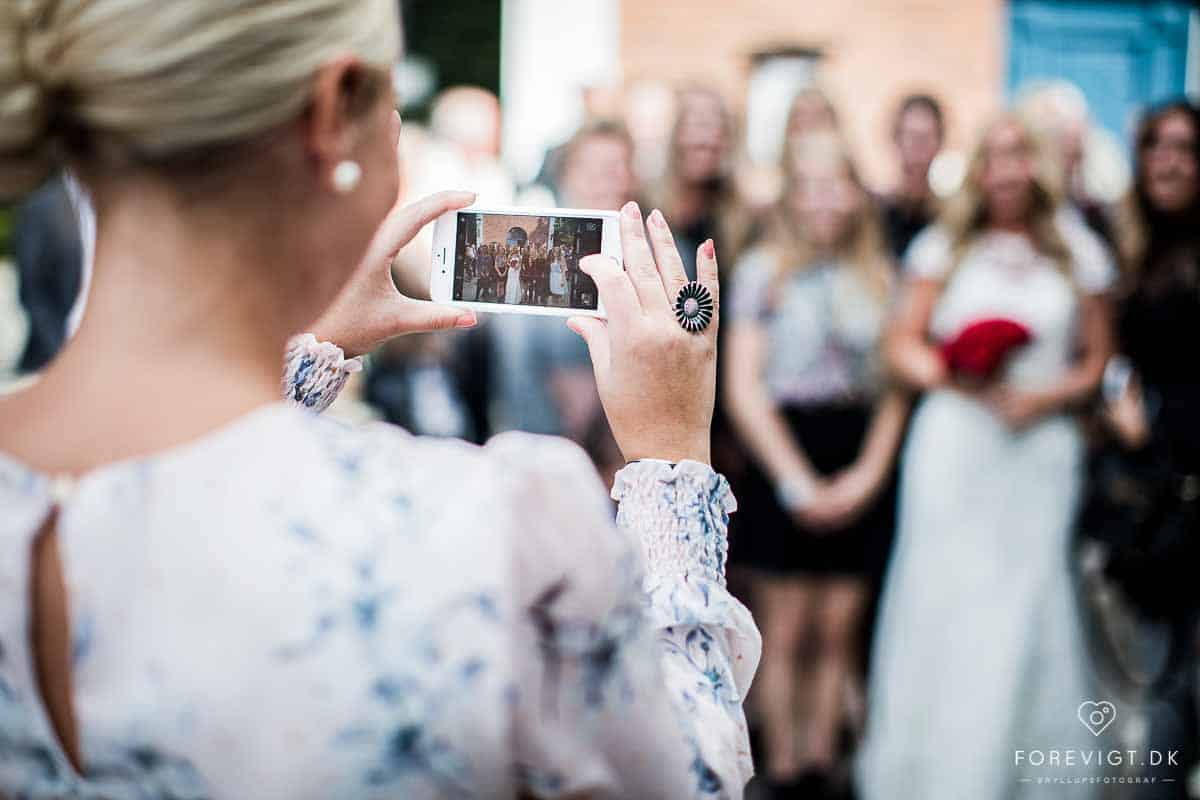 Bryllup i København - Hold bryllupsfesten på Frederiksberg