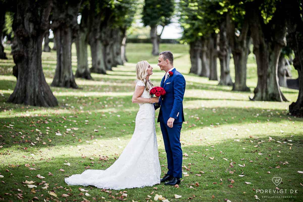 de små haver selskab bryllup