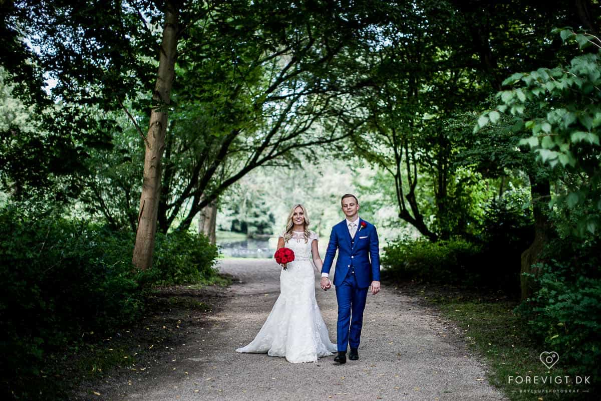 foreviger jeres bryllup med helt særlige billeder