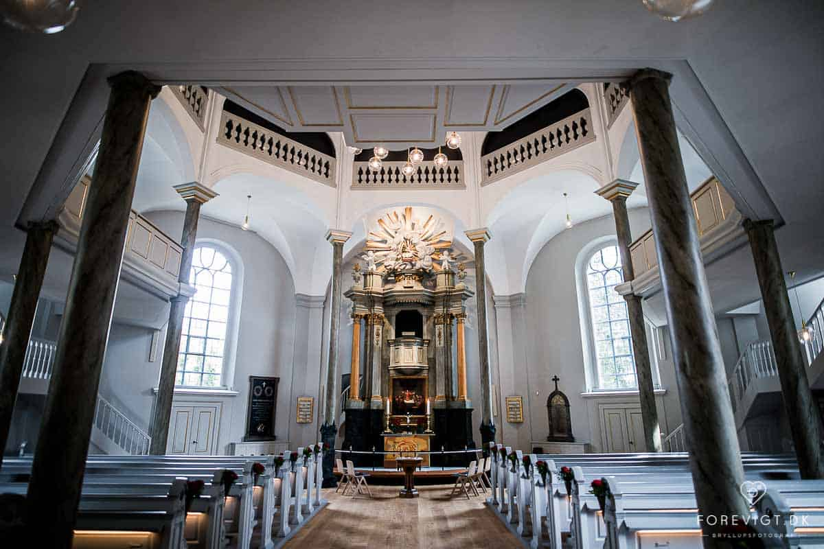 Vielse i Frederiksberg Kirke