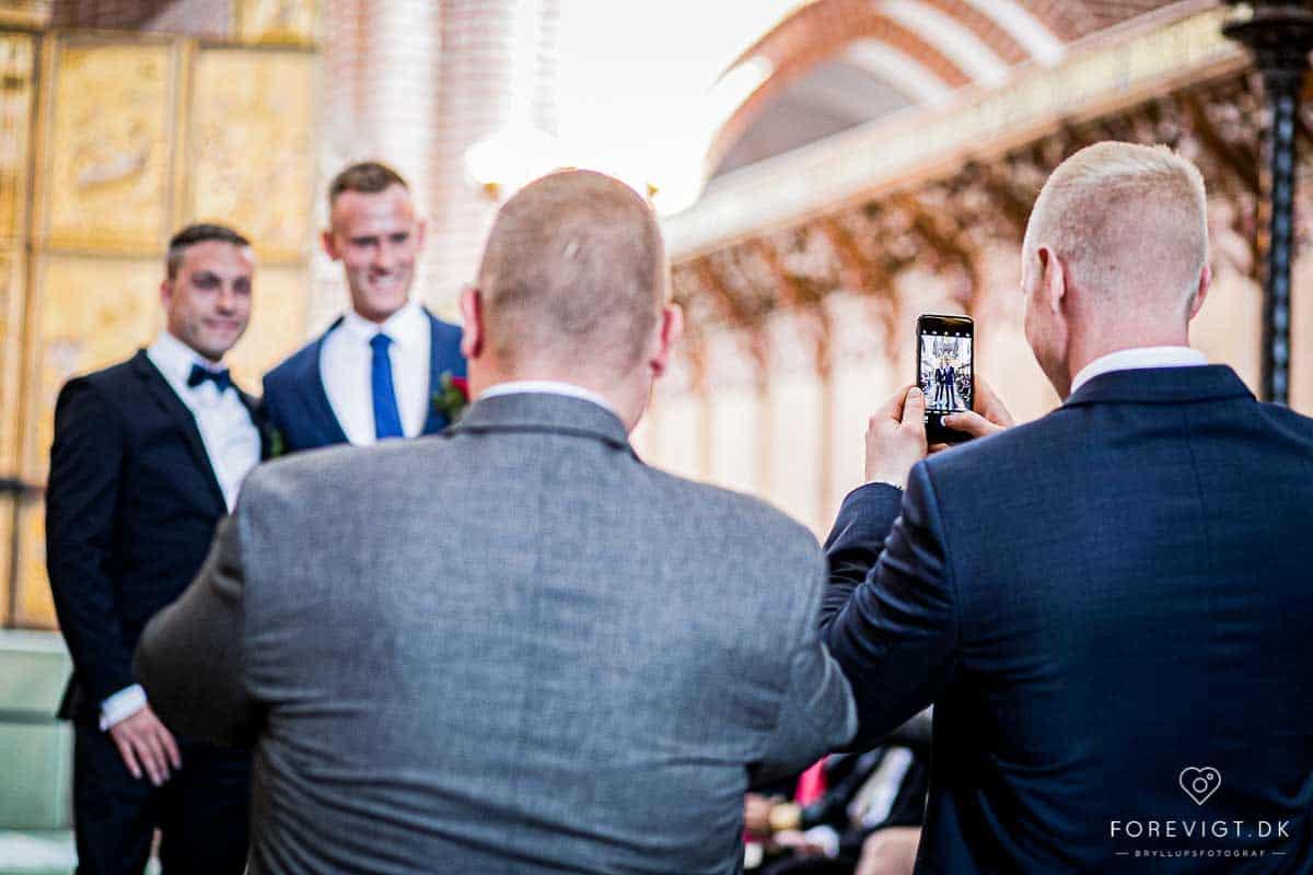 Et bryllup er en af livets helt store begivenheder.