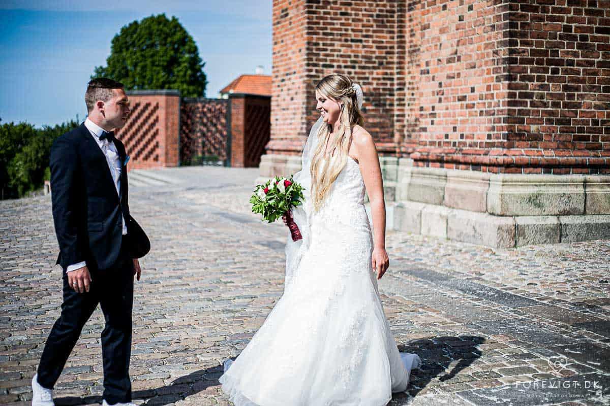 Smukt bryllup på Sjælland - Bryllupsvideo