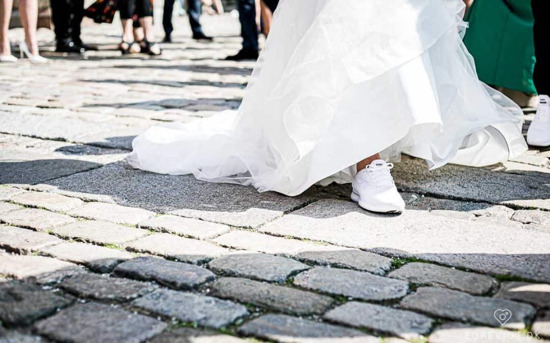 Bryllup i Roskilde Domkirke - Bryllupsfotograf