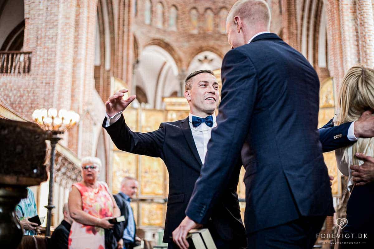 Selskaber, bryllup og fest midt på Sjælland