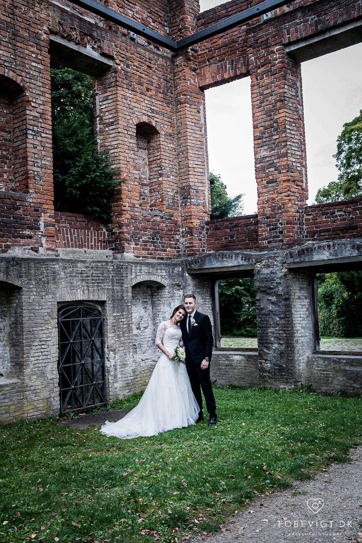 Flere billeder af fotograf bryllup