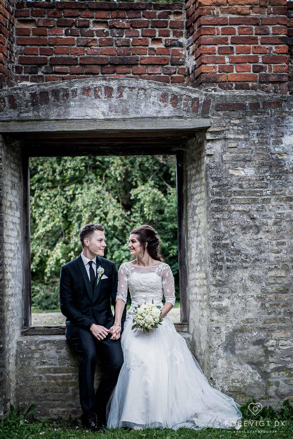 Bryllupsfotograf der skaber kreative, stilfulde og personlige billeder. Fotograf til jeres bryllup