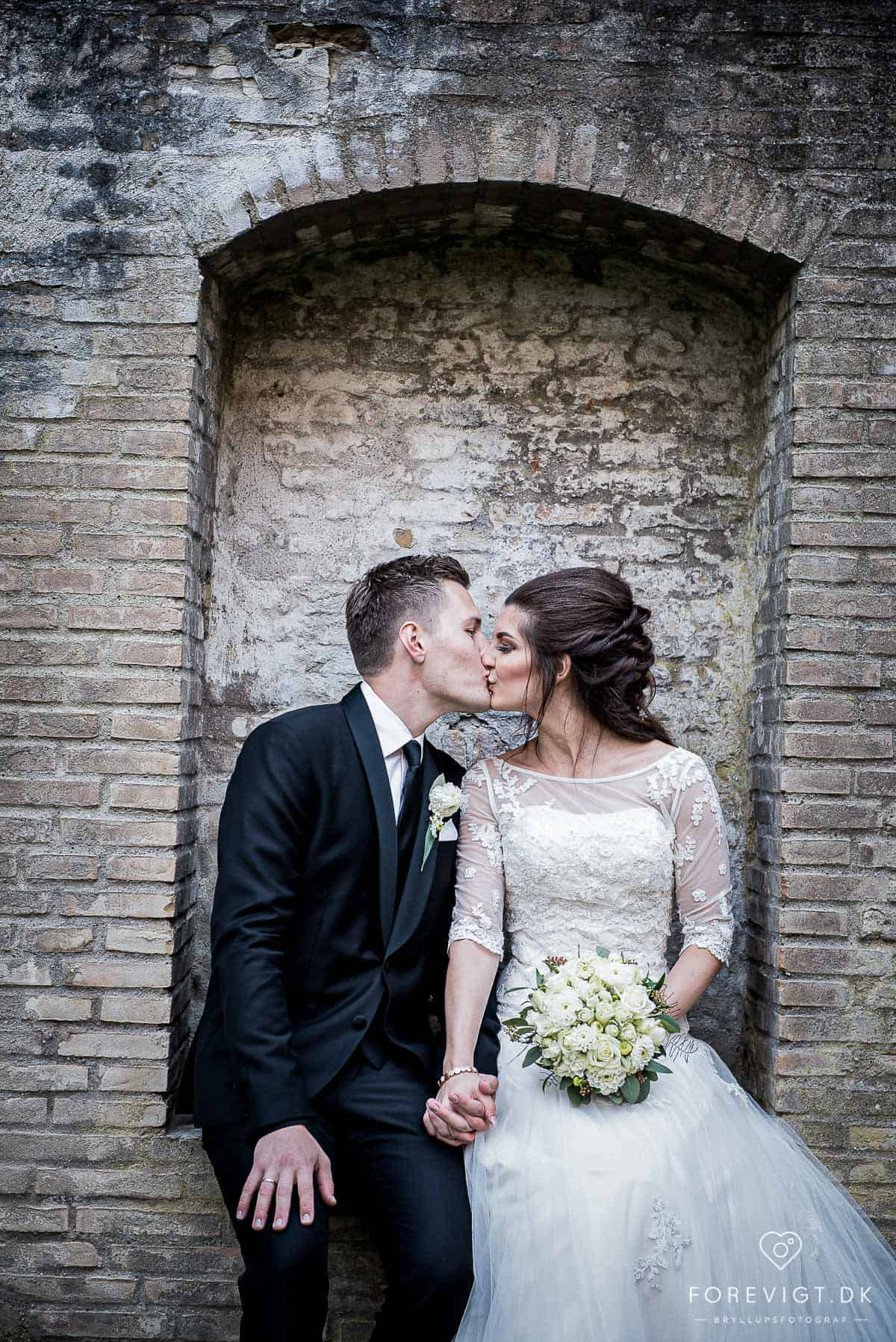 bryllup i Ballerup