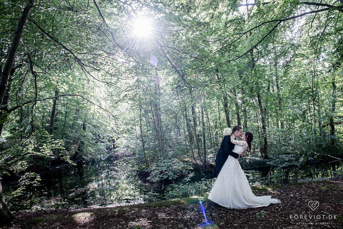bryllupsfotografer Aalborg