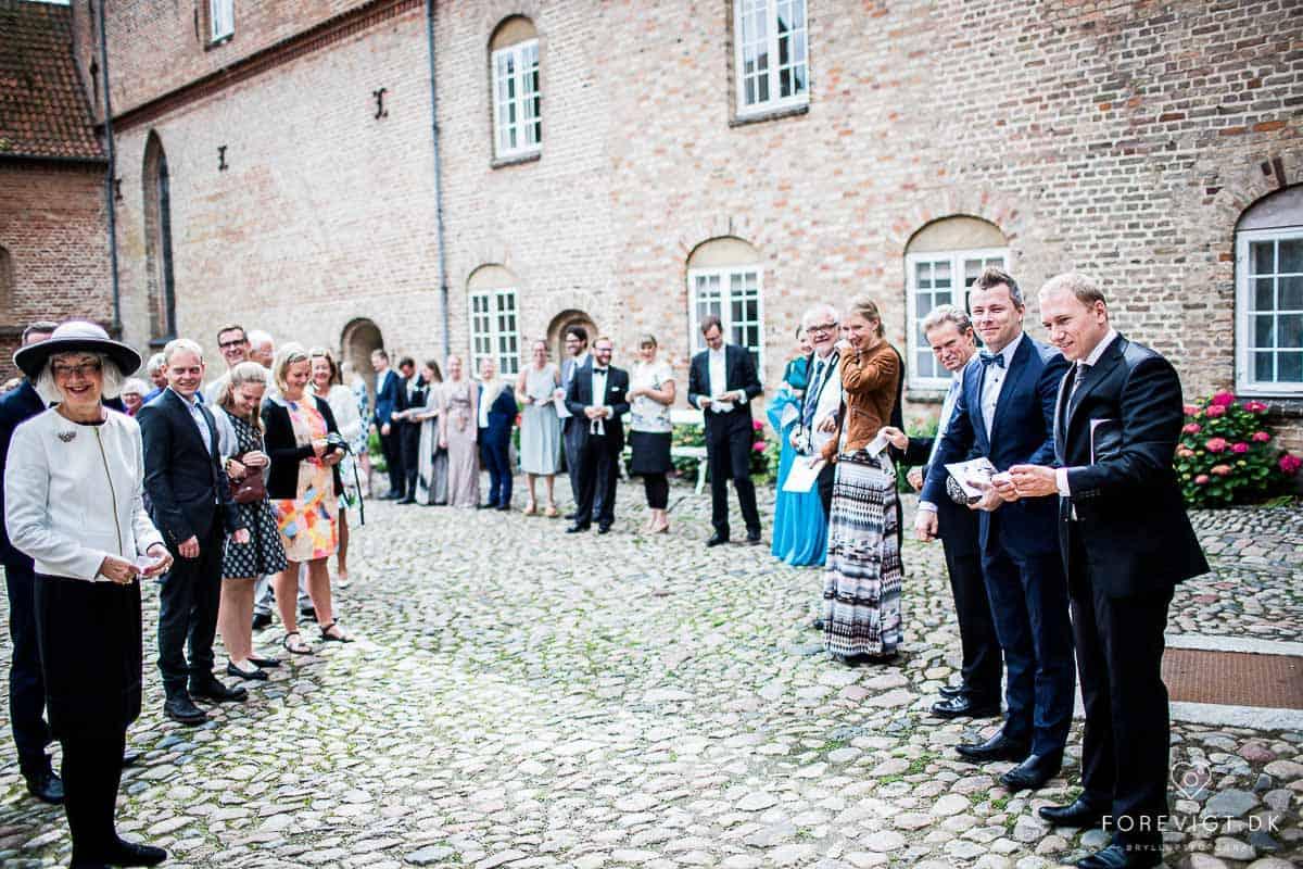 Privatfest på Fyn - Holckenhavn Slot