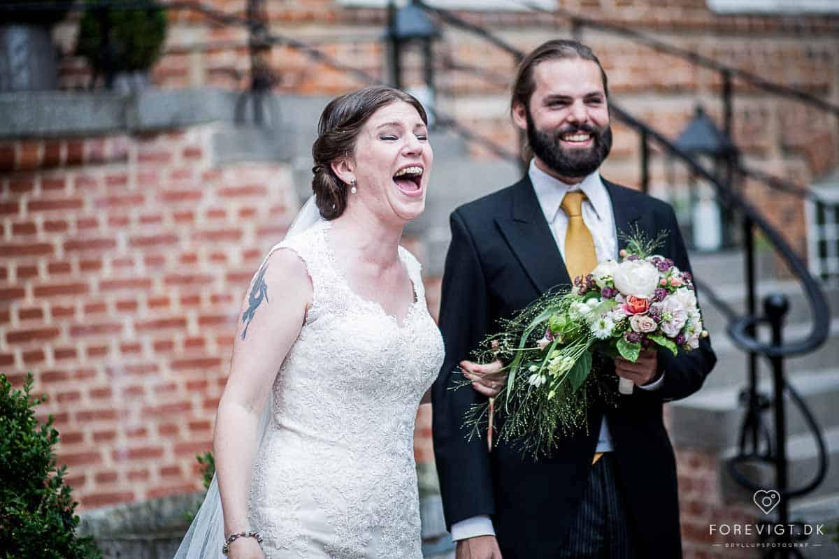 Holckenhavn Slot | Bryllup, Blomster bryllup