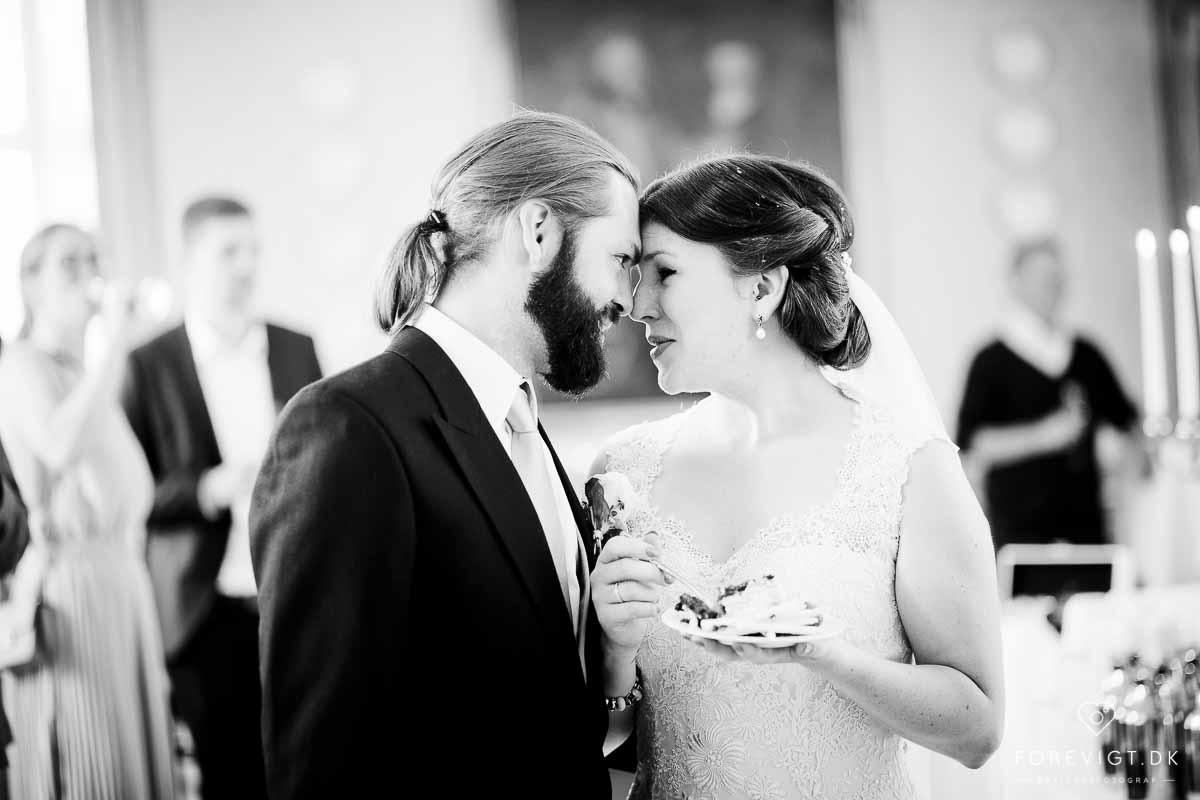 Bryllup - Anmeldelse af Holckenhavn Slot, Nyborg, Danmark ...