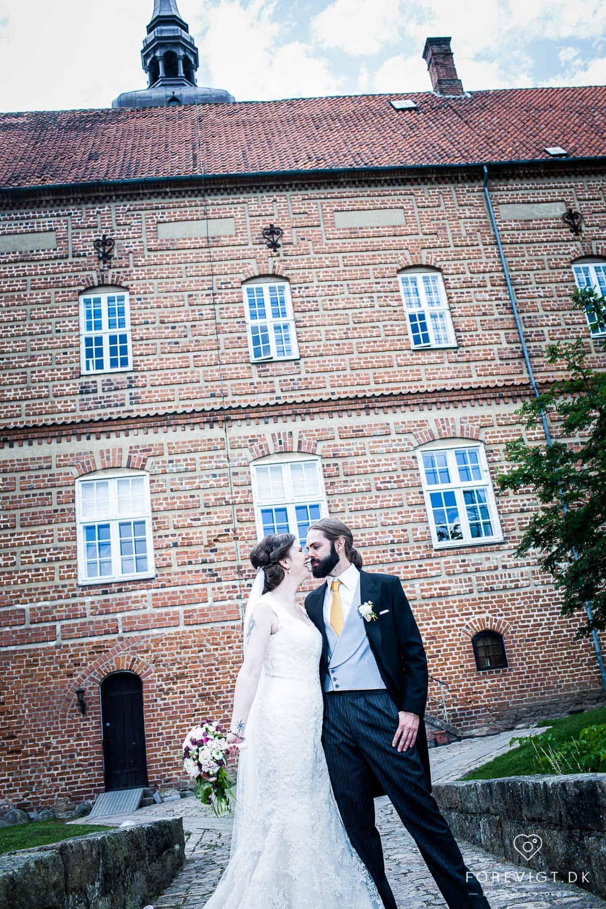 Afhold Det Smukkeste Bryllup