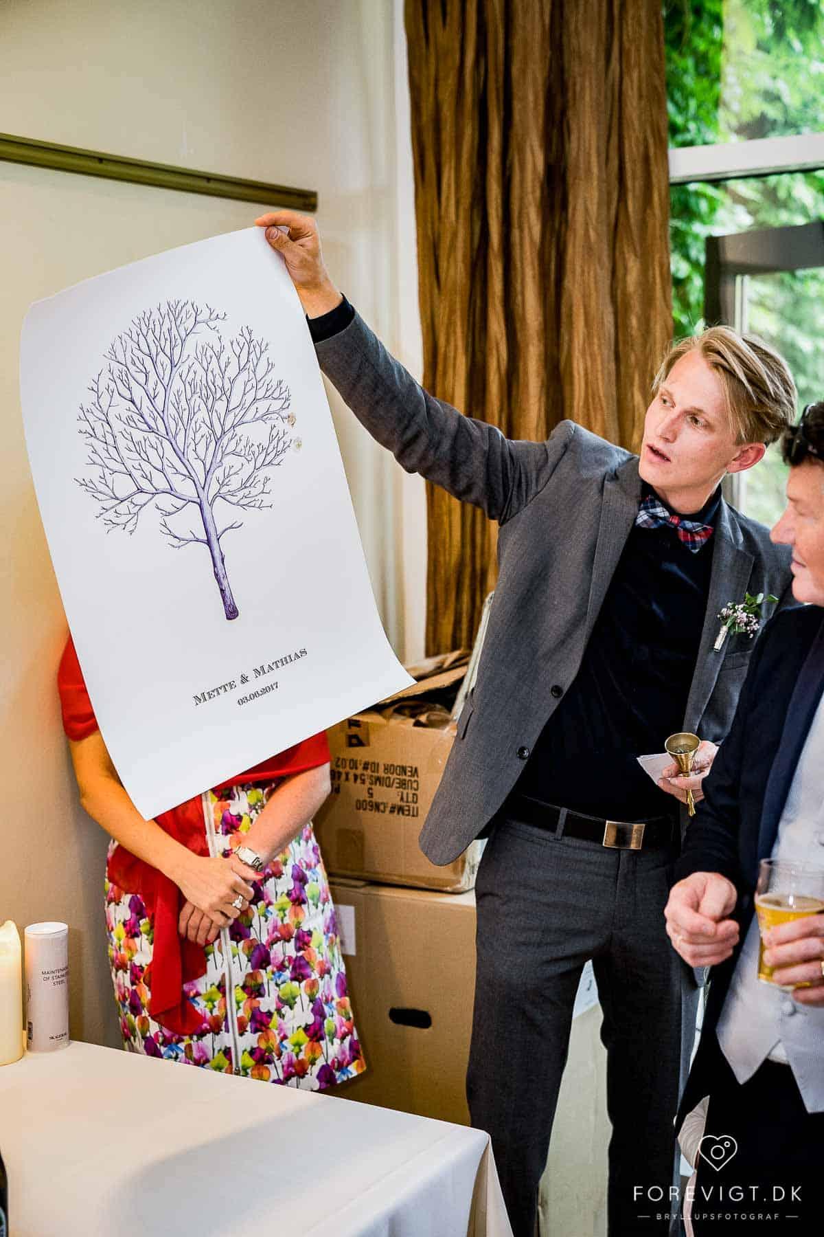 Bryllup på Hotel Vejlefjord i Vejle - Fotograf til bryllup