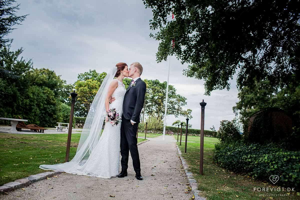 Professionel bryllupsfotograf, cinematiske bryllupsfilm