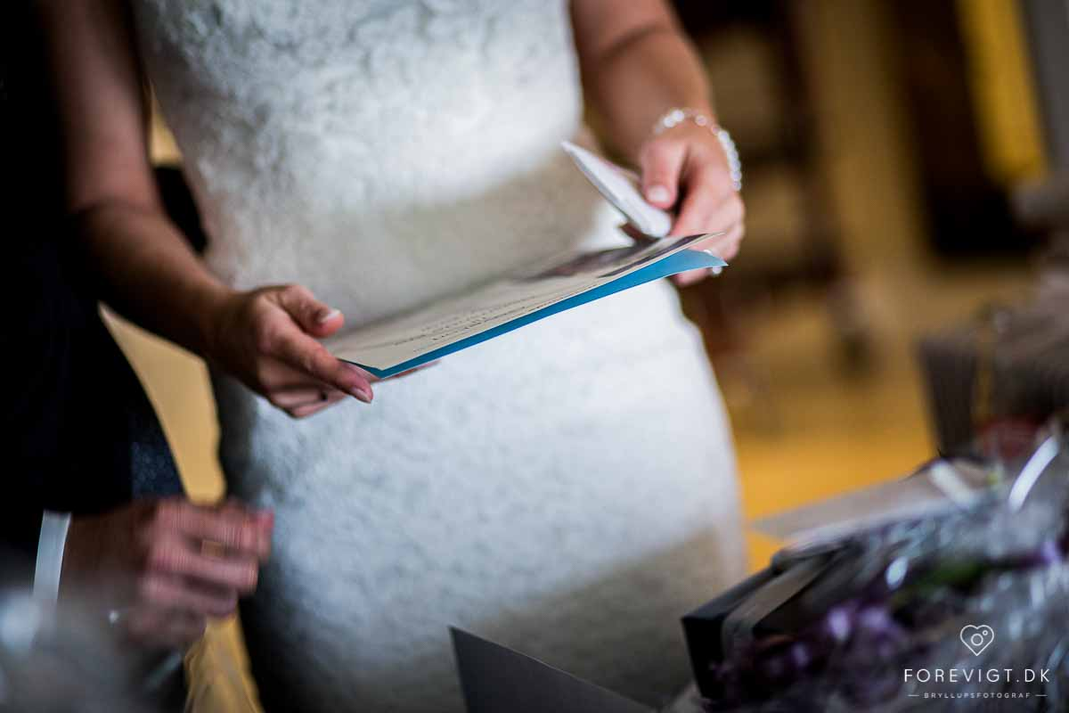 Professionel og kreative bryllupsfotos fra Jeres bryllup