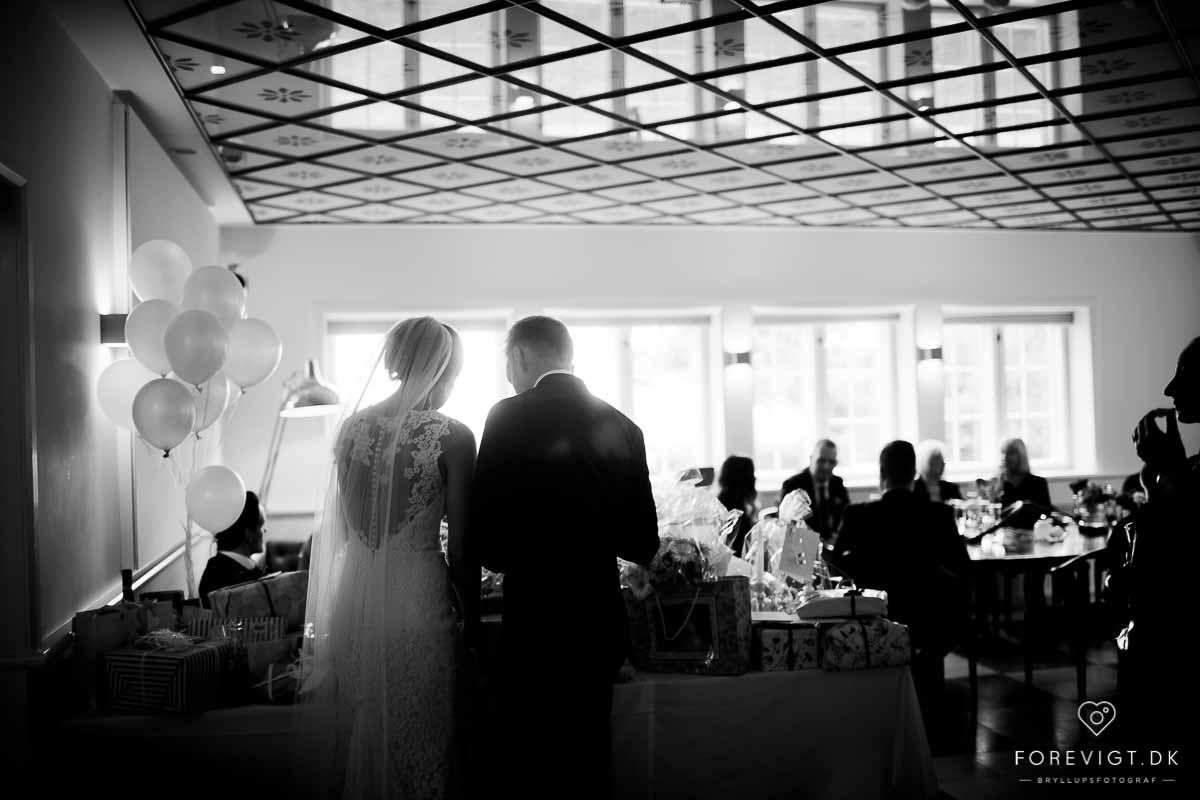 bryllupsbilleder ved Ebeltoft