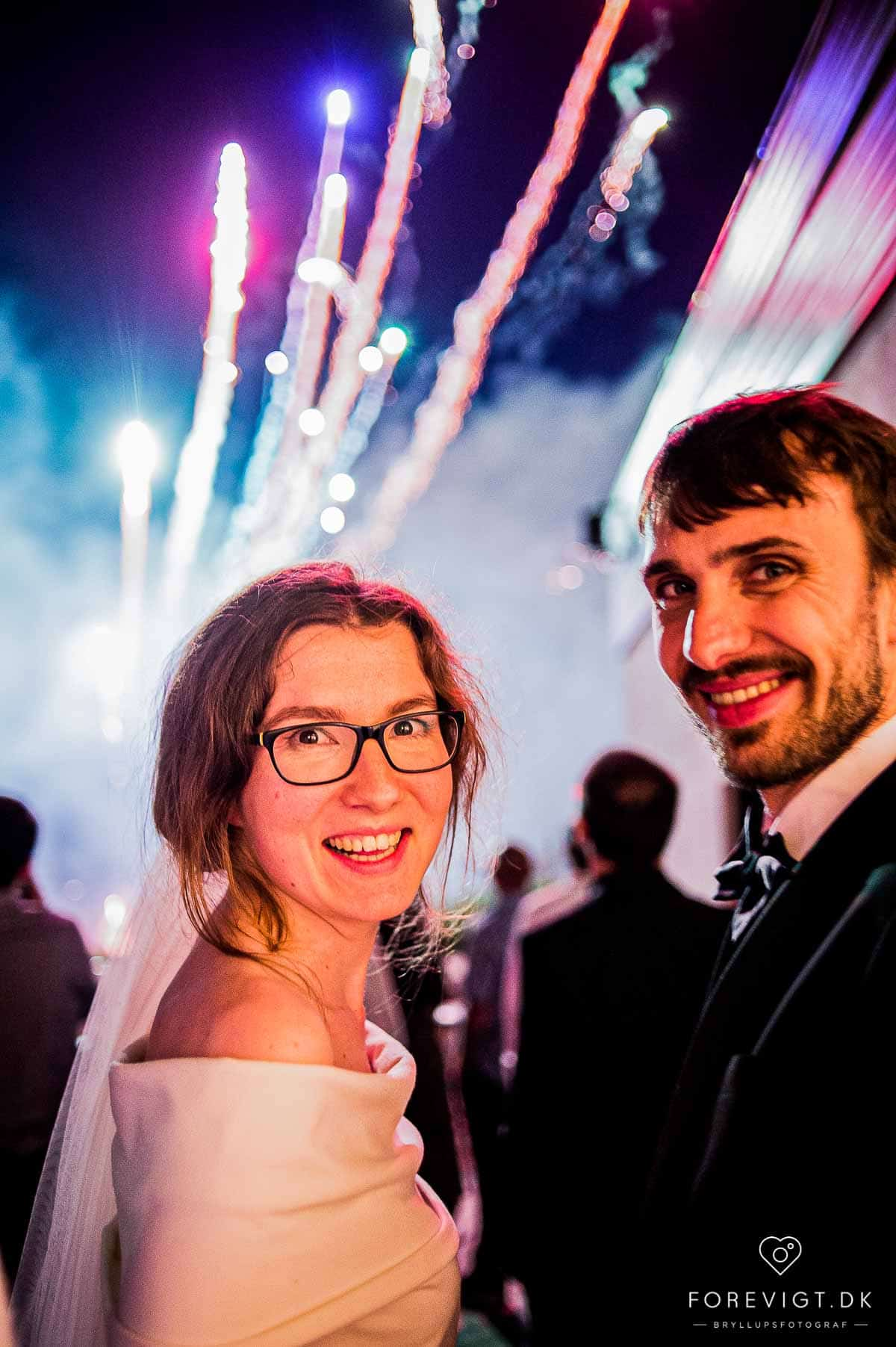 Idyllisk Bryllup i Helsingør