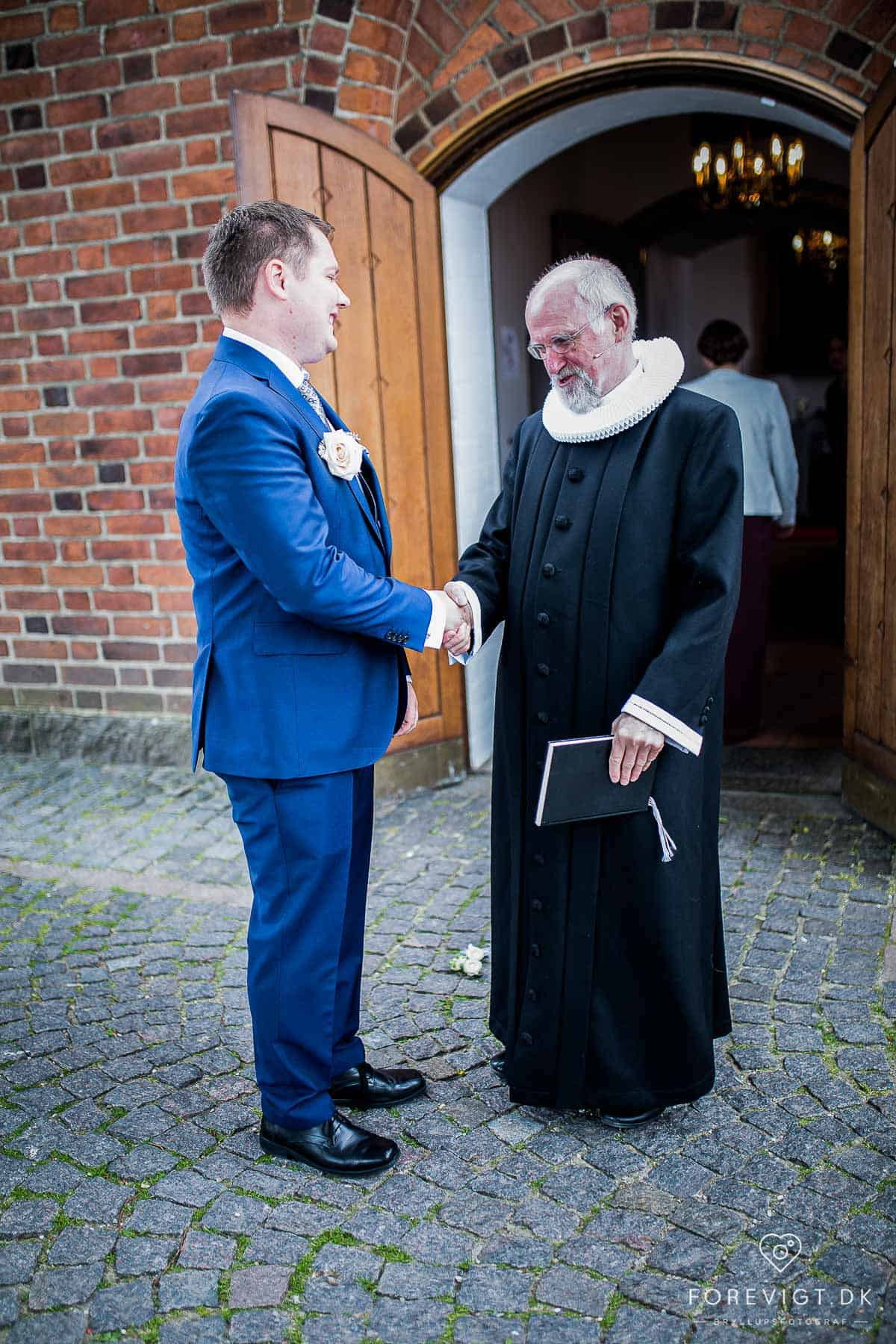 Bryllupsbilleder København: Vores Bryllupsbilleder