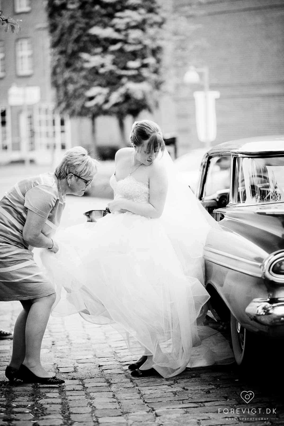 Flere billeder af restaurant bellahøj bryllup