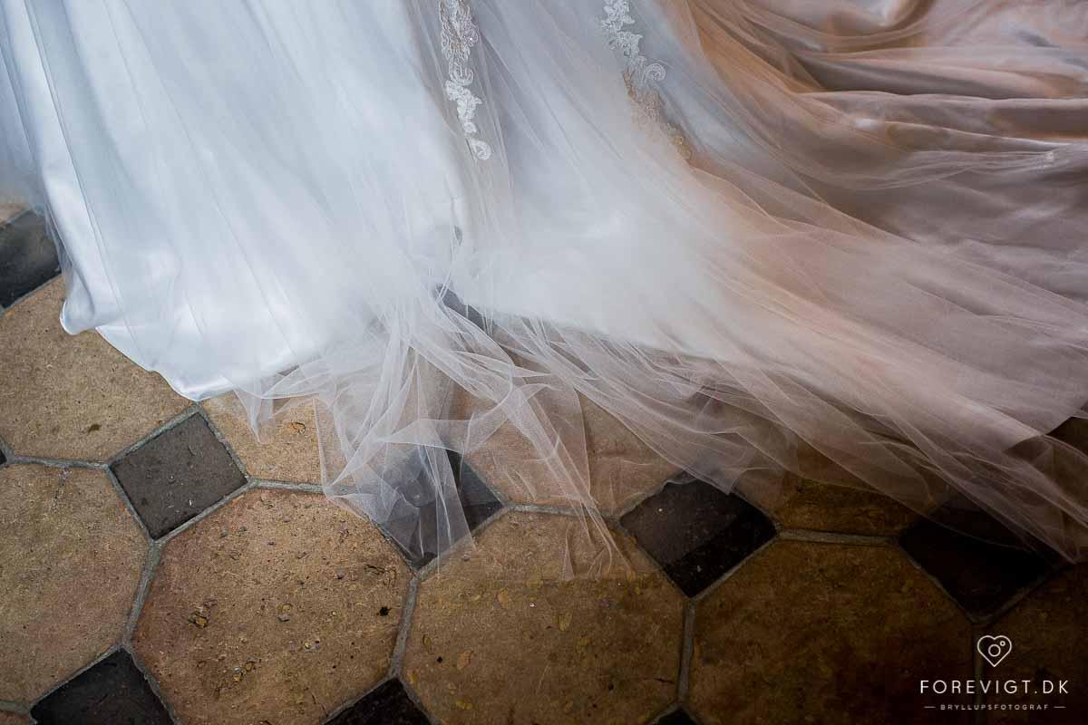 Skanderborg Slotskirke bryllup