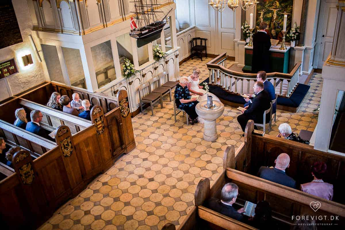 Bryllupsfotografering Skanderborg og Hørning