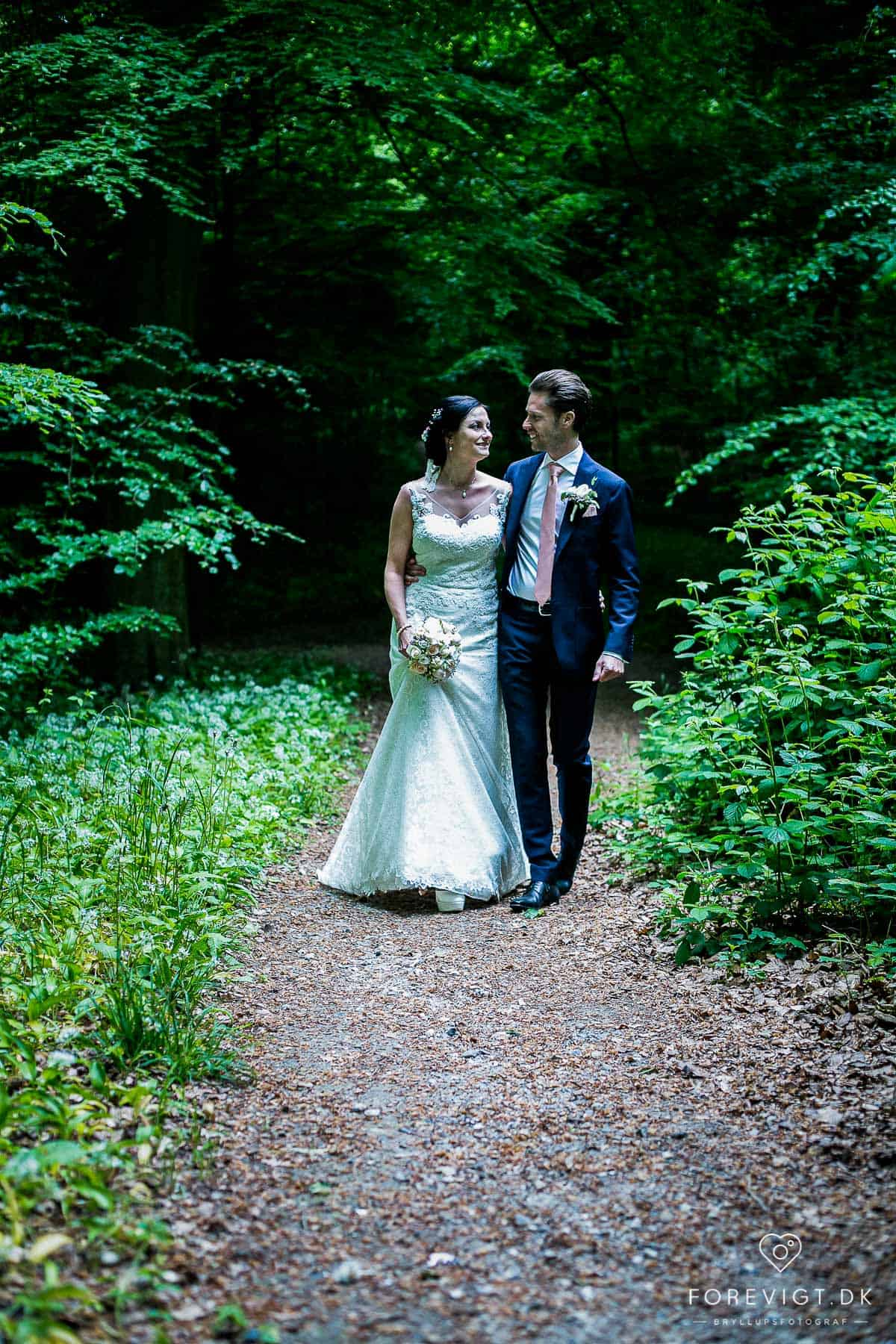 Bryllupsbilleder Århus - Bryllupsfotograf Århus