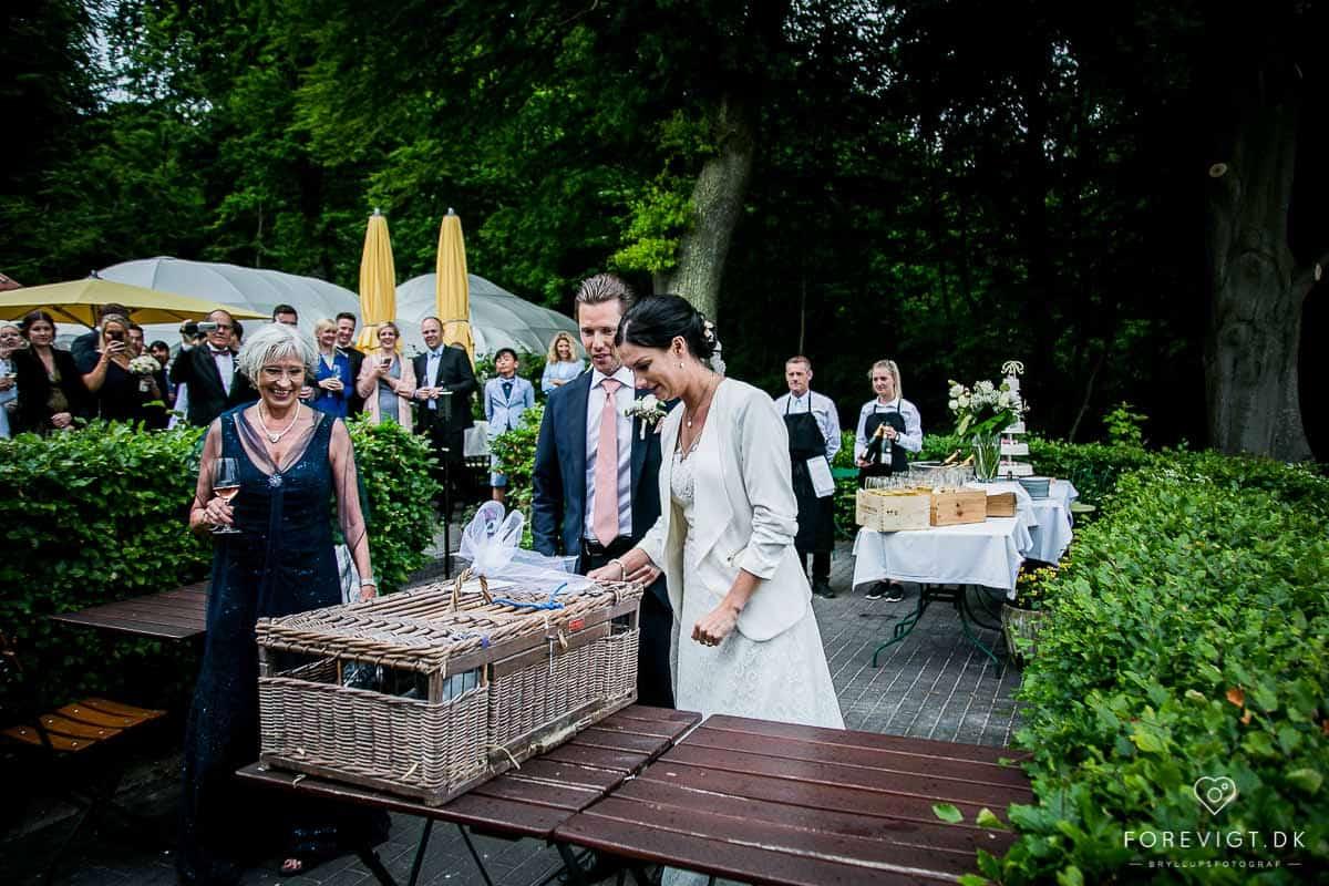 Bryllupsfotograf i Aarhus - Fotograf Jylland