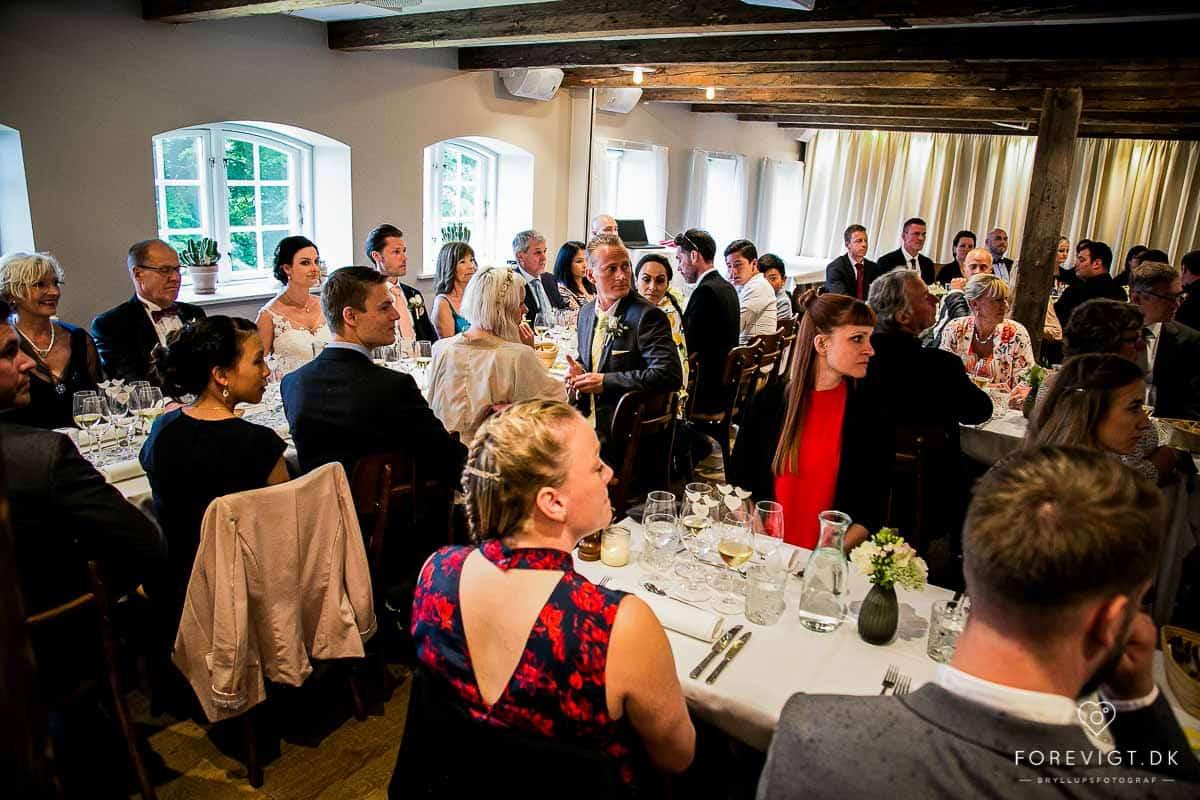 Bryllup Risskov Aarhus med vielse