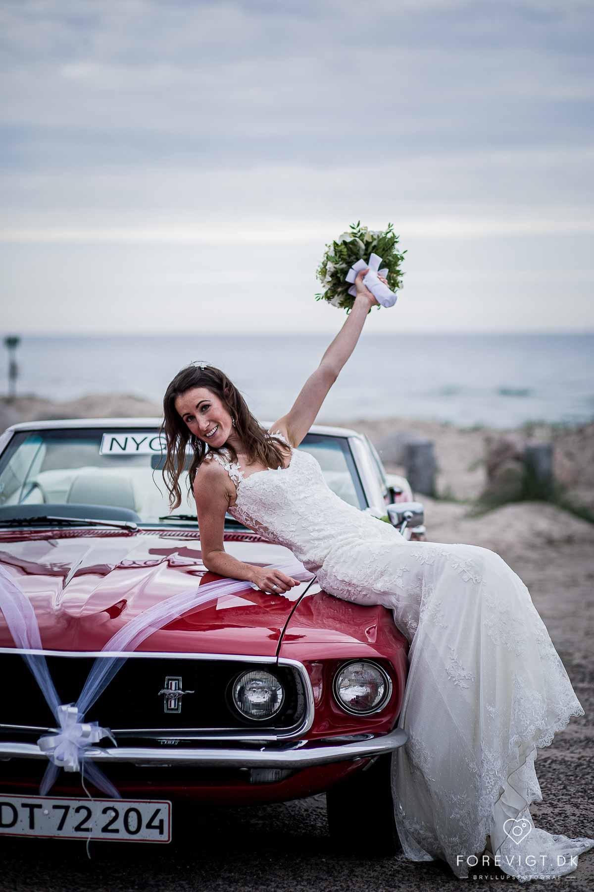 Bryllupsfoto, få skønne minder fra Jeres Bryllupsdag