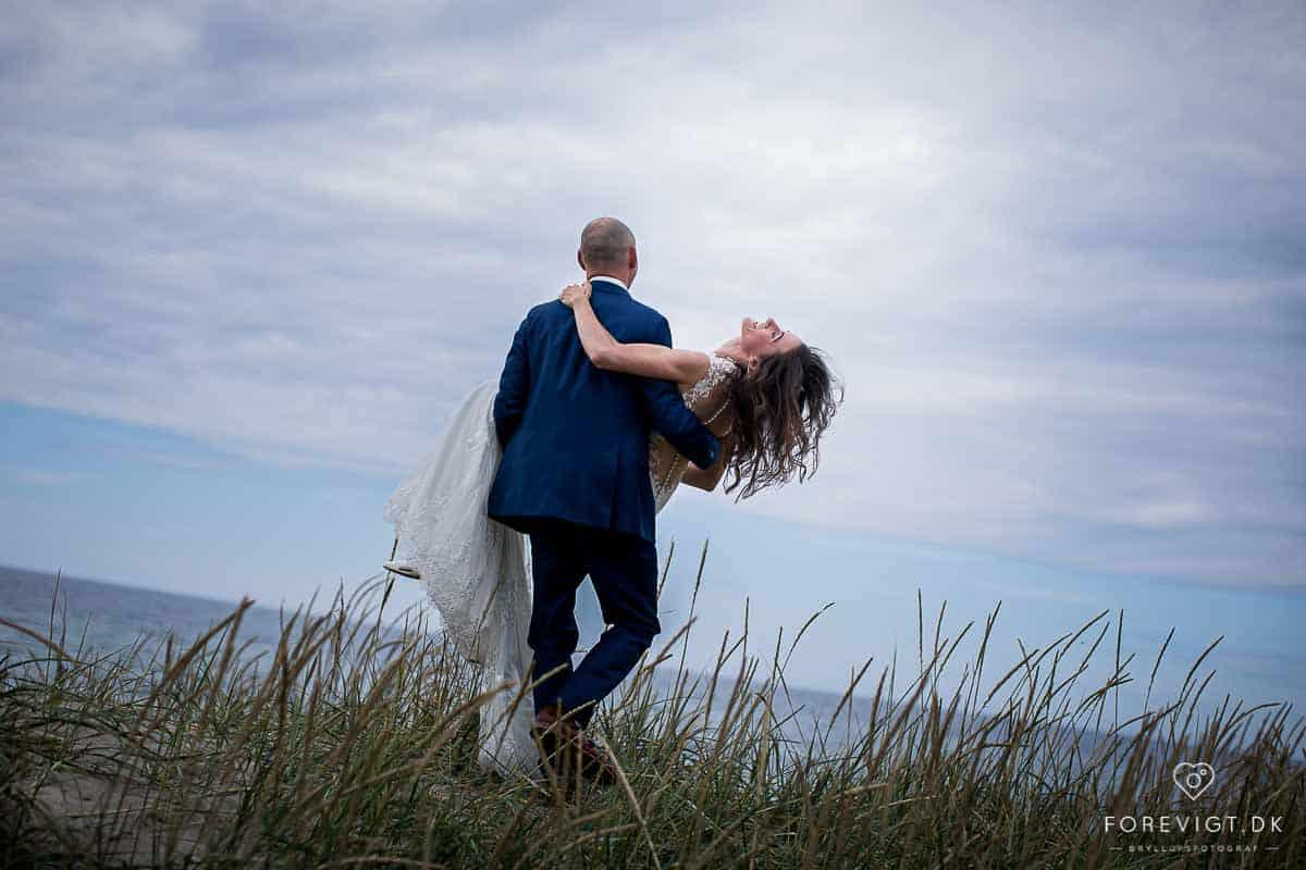 Billeder af bryllupper Tisvilde Strandhotel