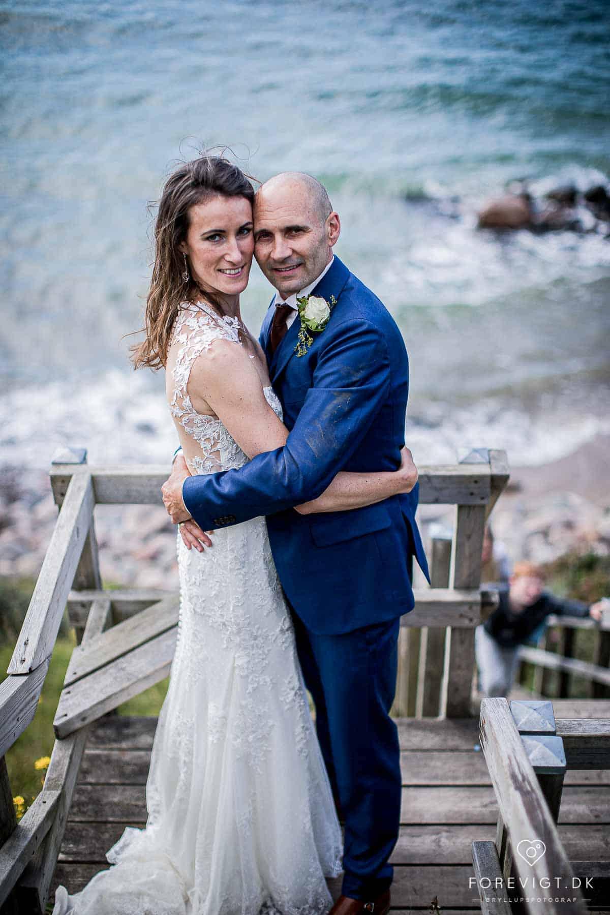 Brylluppet er en af de største dage i vores liv