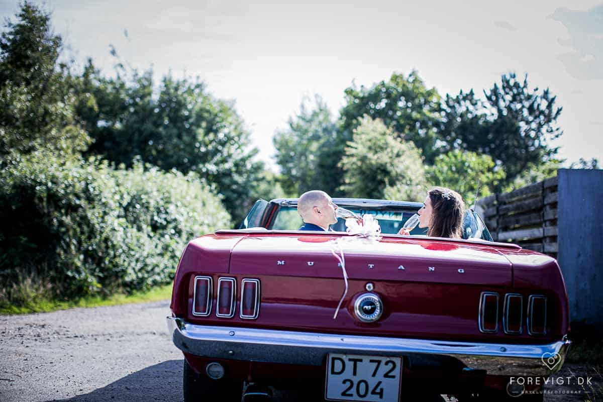 Tisvildeleje Strandhotel bryllup på Sjælland